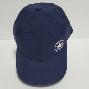 Converse Dark Blue Logo Hat